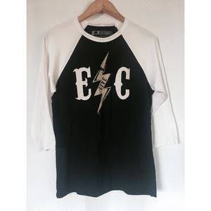 Eric Church Touring Baseball Tee